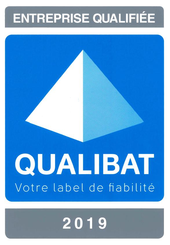 Qualibat ABFC entreprise cloisons bureaux marseille